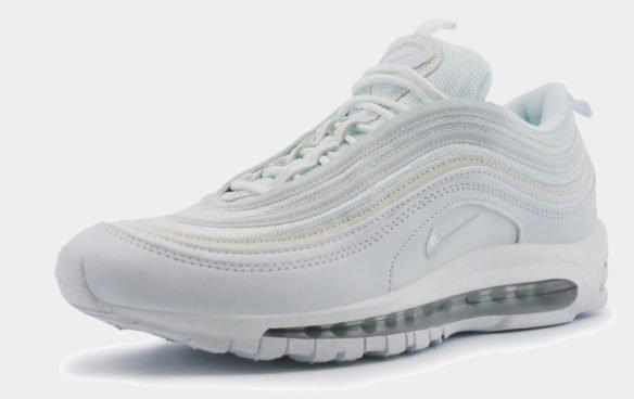 Nike Air Max 97 белые