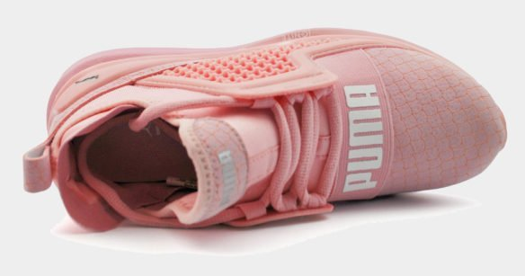 Puma Ignite Limitless Hi-Tech розовые